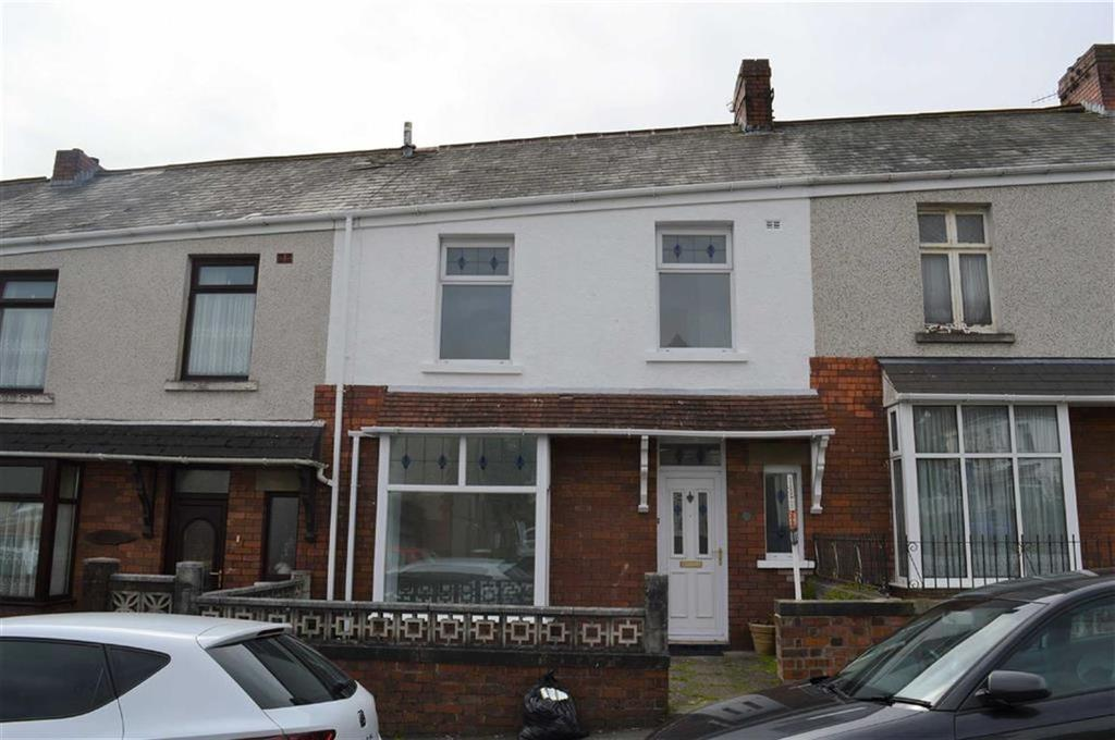 3 Bedrooms Terraced House for sale in Walters Street, Swansea, SA5