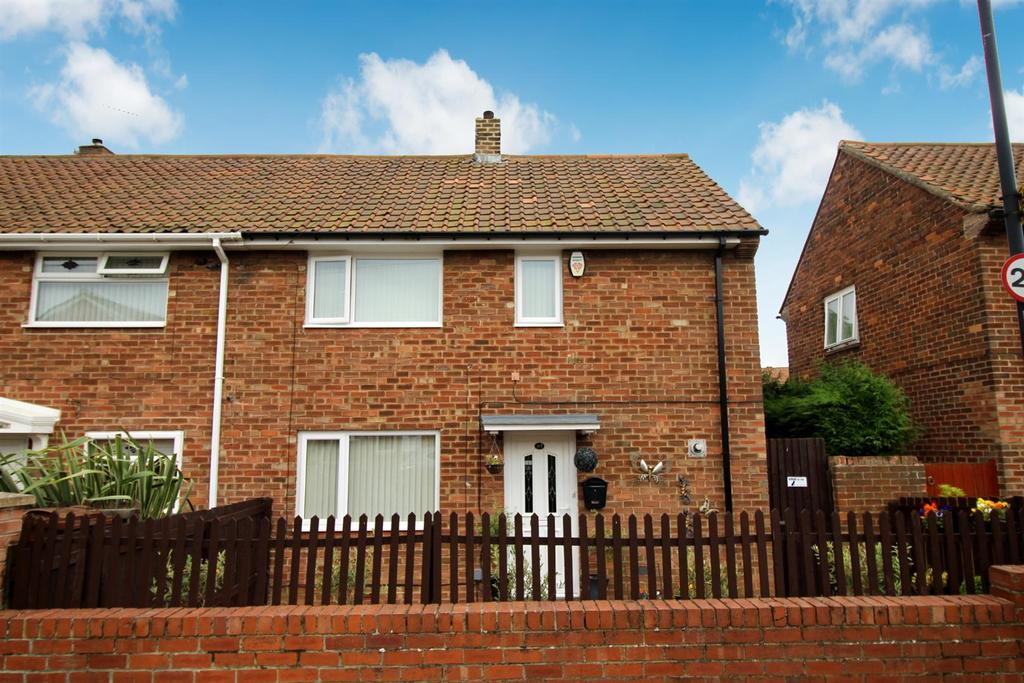 2 Bedrooms Terraced House for sale in Brigham Avenue, Newcastle Upon Tyne