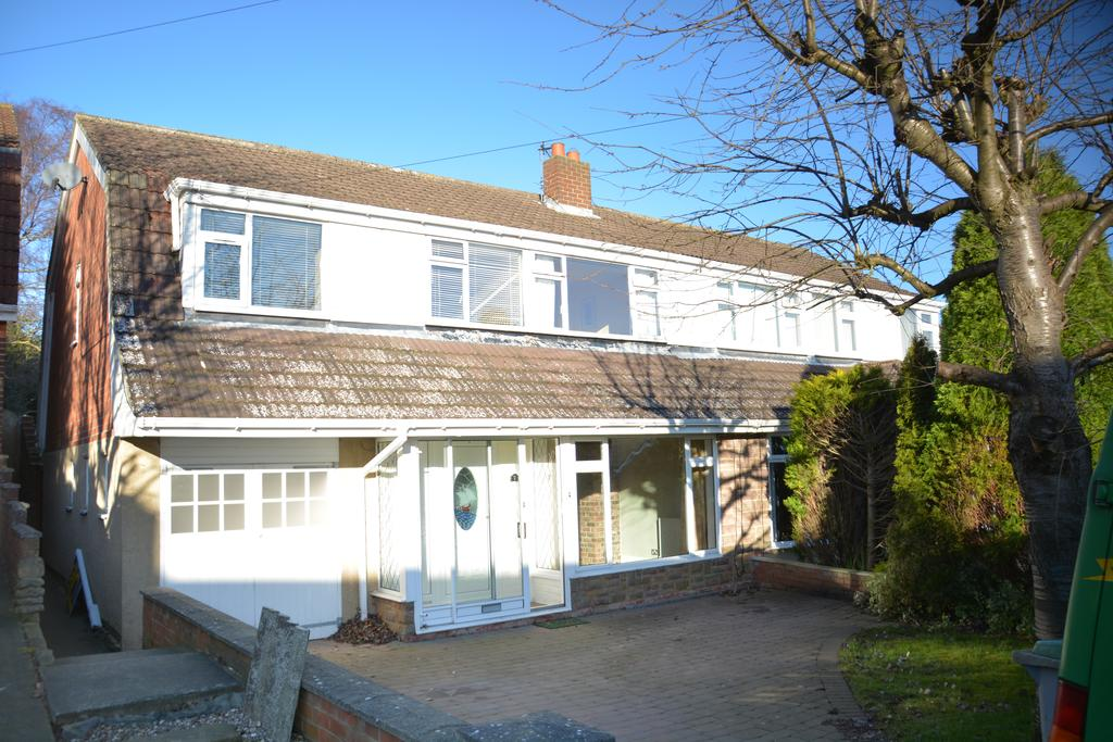 4 Bedrooms Semi Detached House for sale in Elmfield, Lanchester, Co Durham DH7