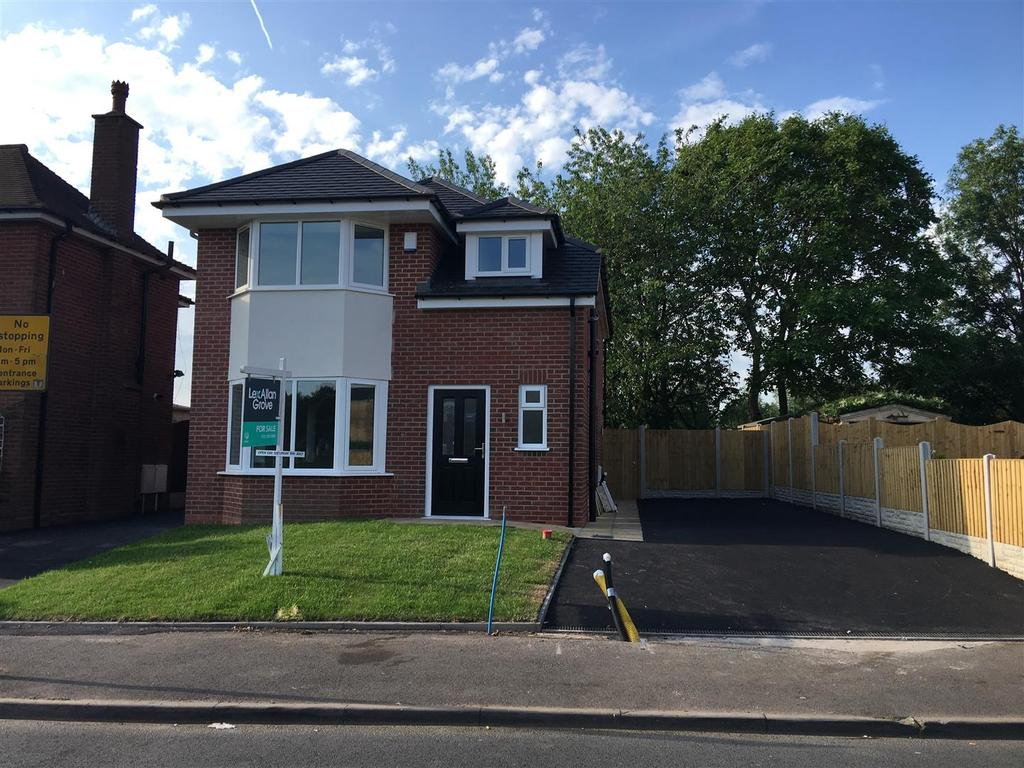 3 Bedrooms Detached House for sale in Hagley Road, Halesowen
