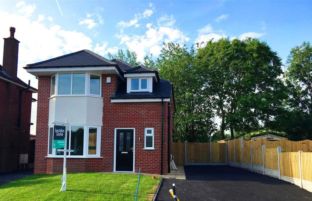 3 Bedrooms Detached House for sale in Hagley Road, Halesowen