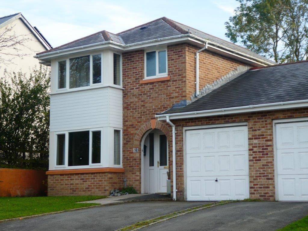 3 Bedrooms House for sale in Cwrt Y Brenin, Ffosyffin, Aberaeron