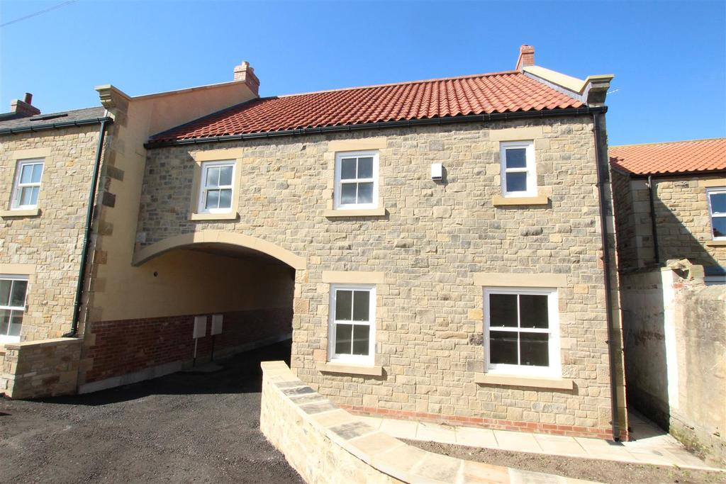 4 Bedrooms Semi Detached House for sale in The Old School, Staindrop