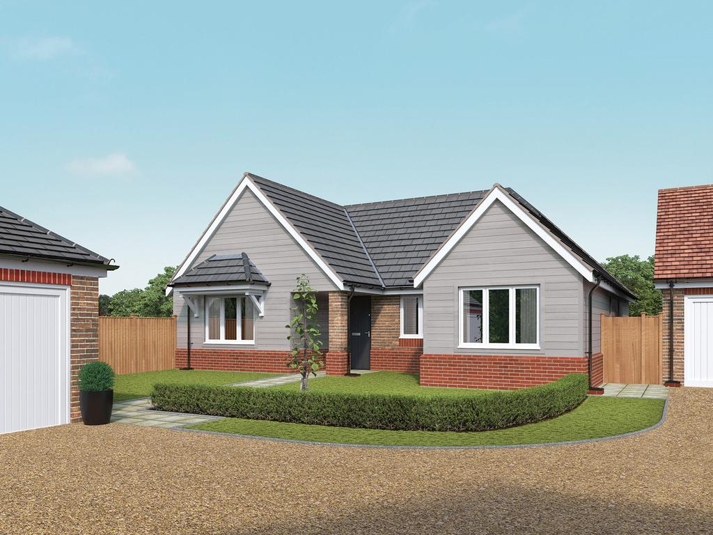 3 Bedrooms Detached Bungalow for sale in Bound Lane, Hayling Island, PO11