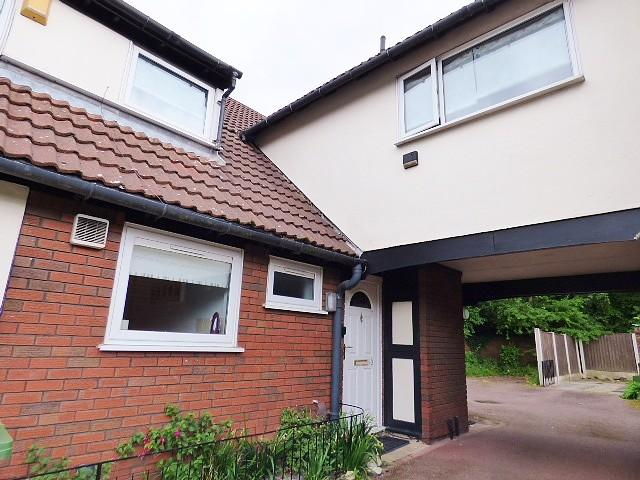2 Bedrooms Flat for sale in Nansen Close, Old Hall, Warrington