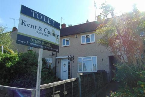 3 bedroom end of terrace house to rent - Whippendell Way, St Pauls Cray, Kent