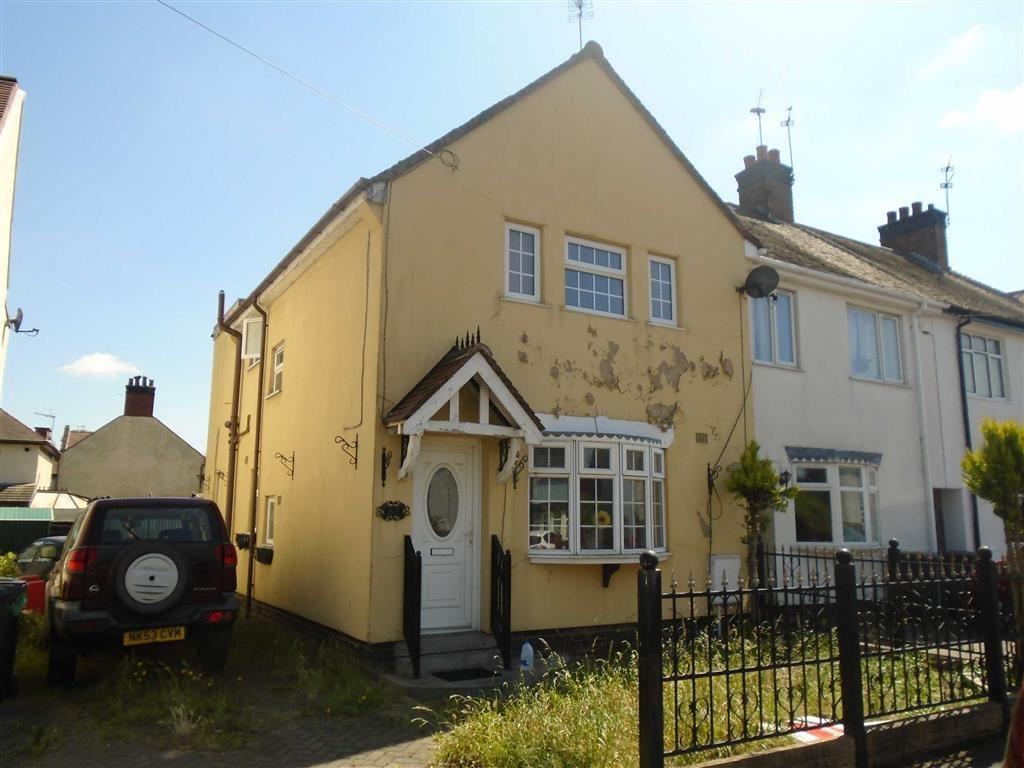 3 Bedrooms End Of Terrace House for sale in Ivanhoe Avenue, Attleborough, Nuneaton, Warwickshire, CV11