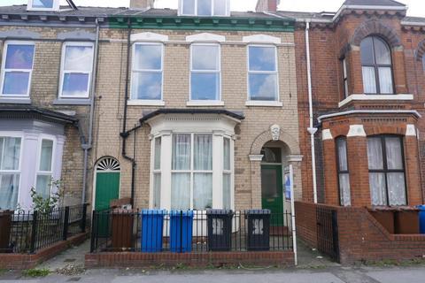 2 bedroom flat to rent - Flat 2, 22 Peel Street, Hull, HU3 1QR