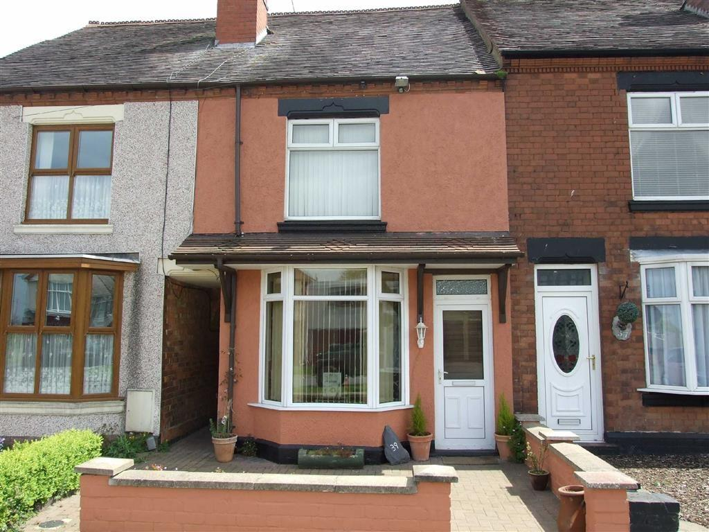 2 Bedrooms Terraced House for sale in Arden Road, Bedworth, Warwickshire