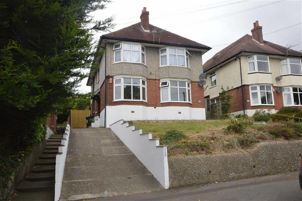 4 Bedrooms Flat for sale in Charminster Road, Bournemouth, Dorset, BH8