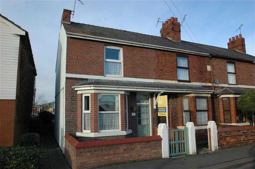 2 Bedrooms End Of Terrace House for sale in High Street, Saltney, Chester
