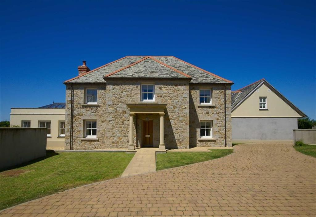 5 Bedrooms Detached House for sale in Minster Fields, Manaccan, Helston, Cornwall, TR12