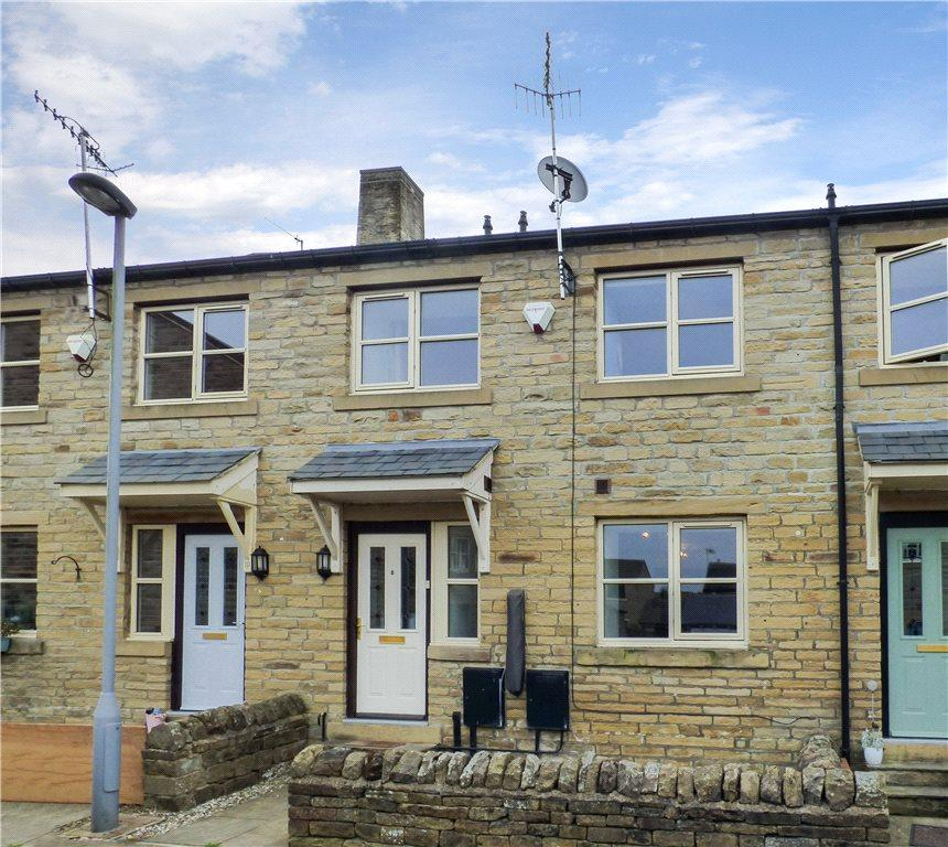 3 Bedrooms Terraced House for sale in Lingbob Mill Fold, Wilsden, Bradford, West Yorkshire