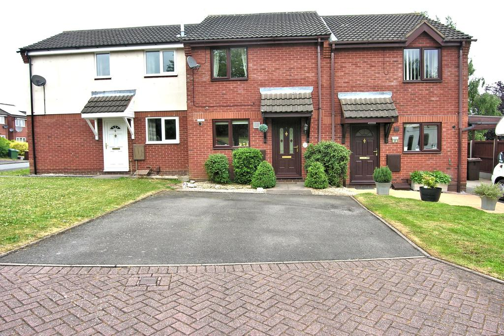 2 Bedrooms Town House for sale in FURNESS GROVE, WESTERN DOWNS, STAFFORD ST17