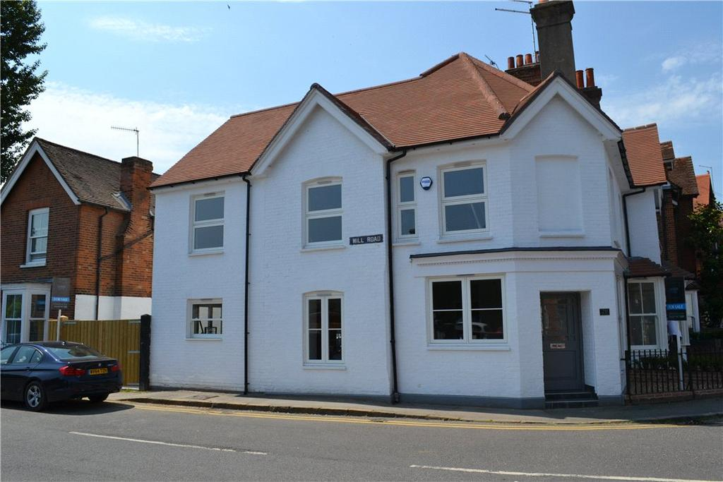 4 Bedrooms Terraced House for sale in Station Road, Marlow, Buckinghamshire, SL7