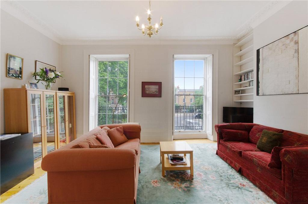 2 Bedrooms Flat for sale in Canonbury Square, Islington, London, N1