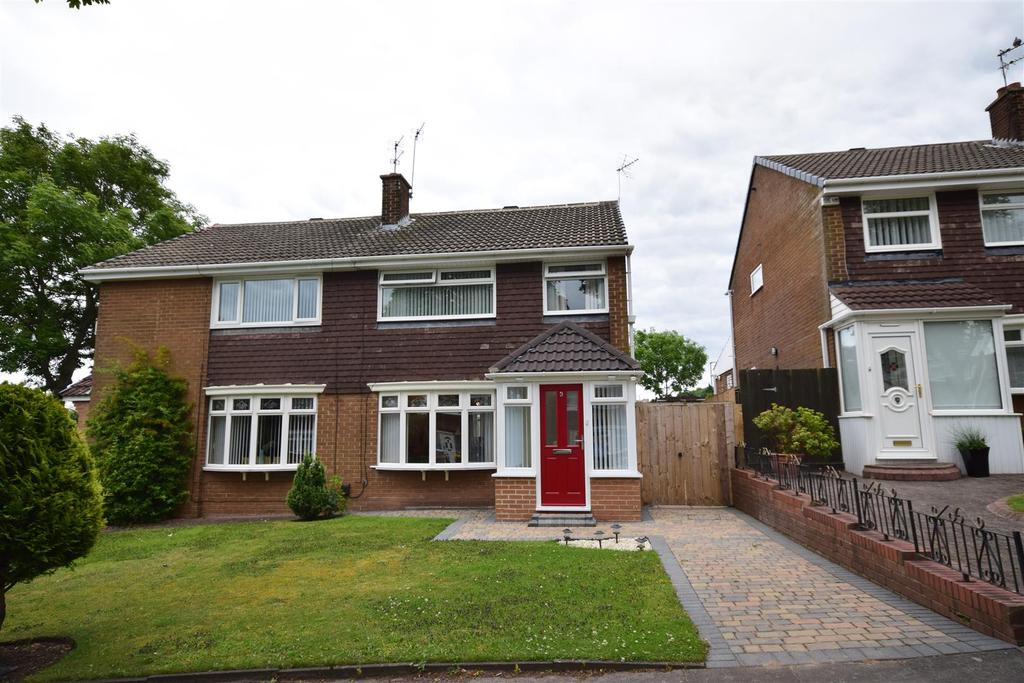 3 Bedrooms Semi Detached House for sale in Langley Road, Sunderland