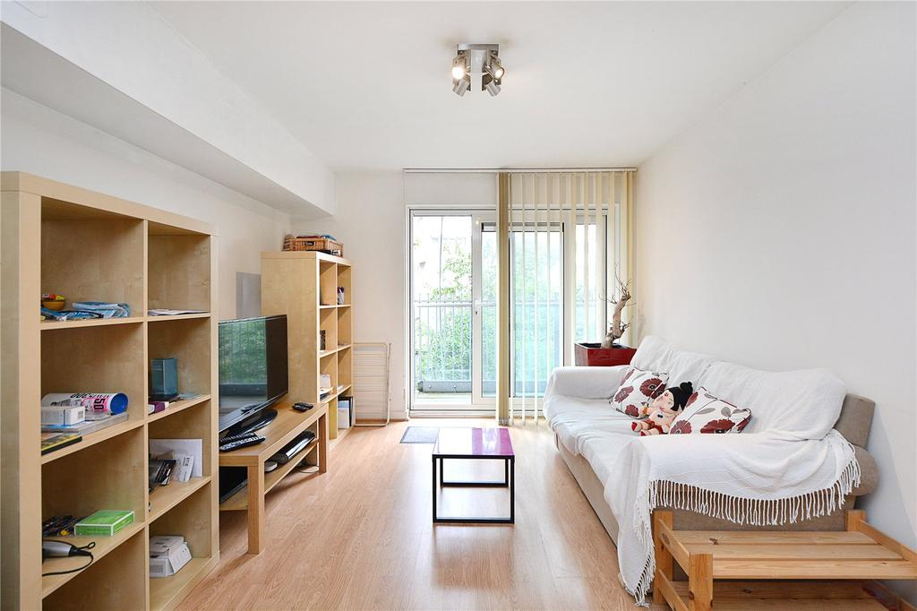 1 Bedroom Flat for sale in Tequila Wharf, 681 Commercial Road, London