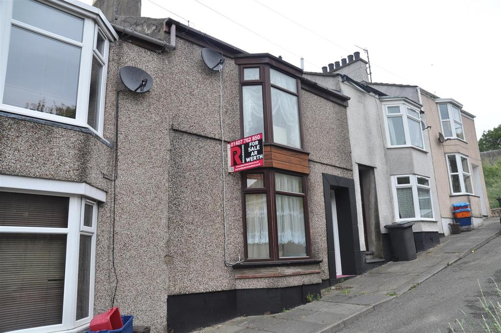 3 Bedrooms House for sale in Gilbert Street, Holyhead