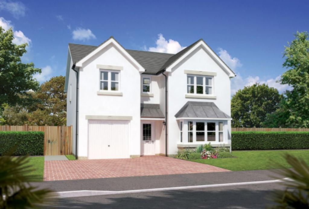 4 Bedrooms Detached House for sale in The Hampsfield, Hunters Meadow, Auchterarder, Perthshire , PH3 1PA