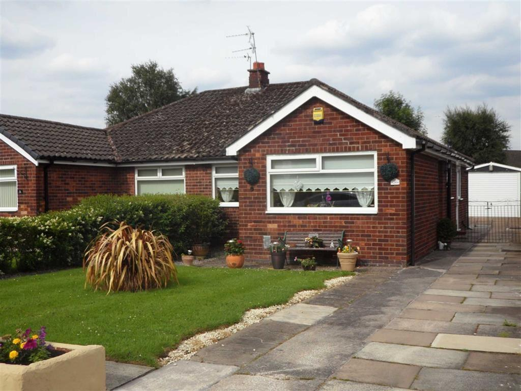 2 Bedrooms Semi Detached House for sale in Oakdale Drive, Heald Green