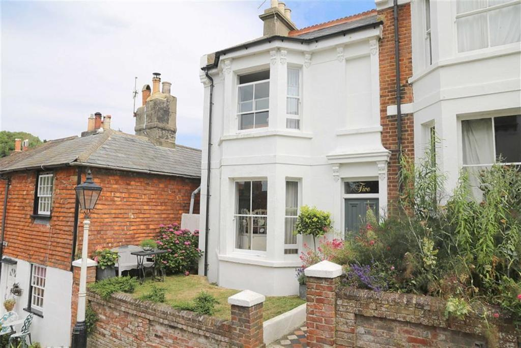 2 Bedrooms Semi Detached House for sale in Ebenezer Road, Hastings