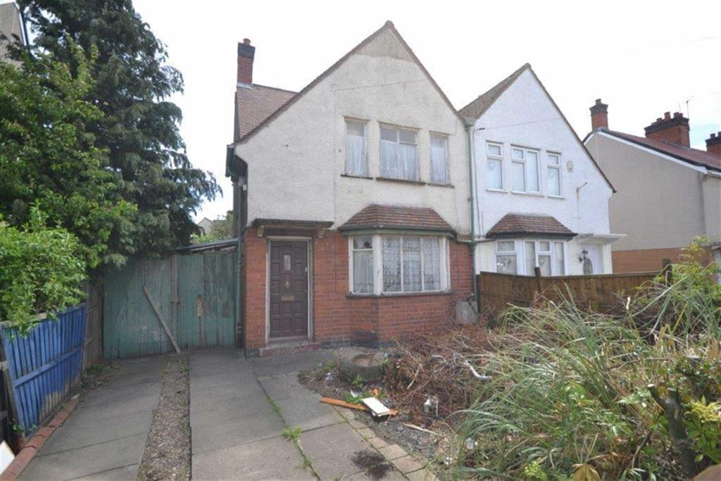 2 Bedrooms Semi Detached House for sale in Gilfil Road, Hill Top, Nuneaton