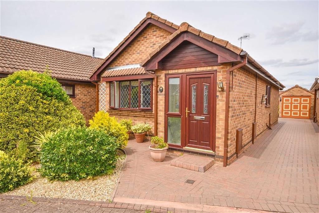 2 Bedrooms Detached Bungalow for sale in East View, West Bridgford