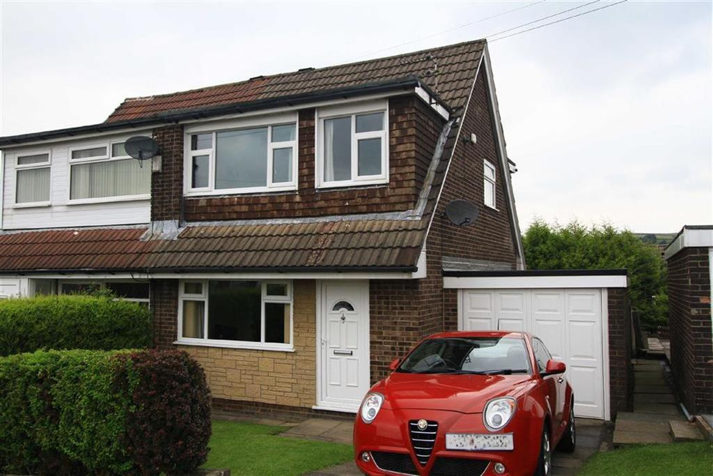 3 Bedrooms Semi Detached House for sale in 112, Shelfield Lane, Norden, Rochdale, OL11