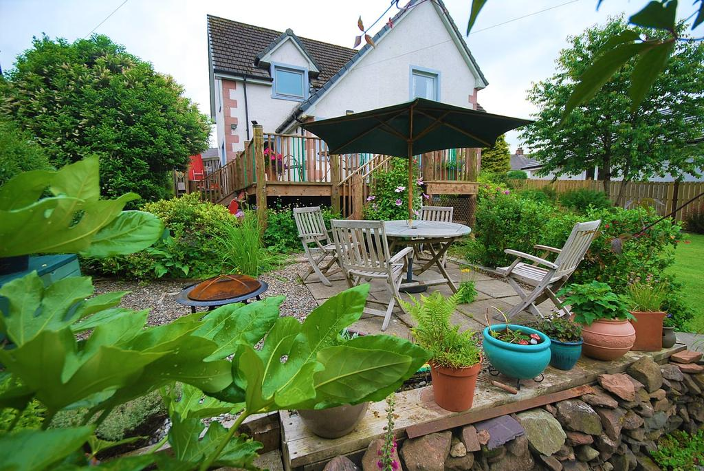 4 Bedrooms Detached House for sale in Queensferry Road, Muthill ph5