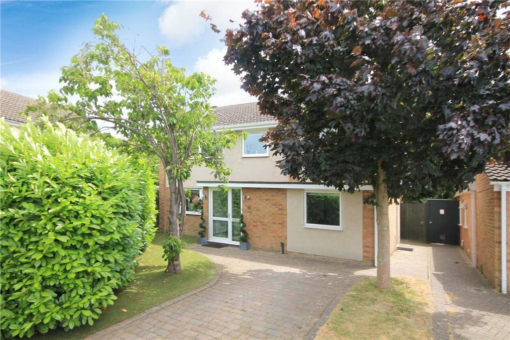 4 Bedrooms Detached House for sale in Blanford Walk, Cambridge, CB4