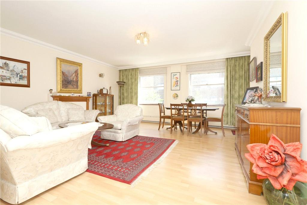 3 Bedrooms Apartment Flat for sale in Queen Anne Street, London, W1G