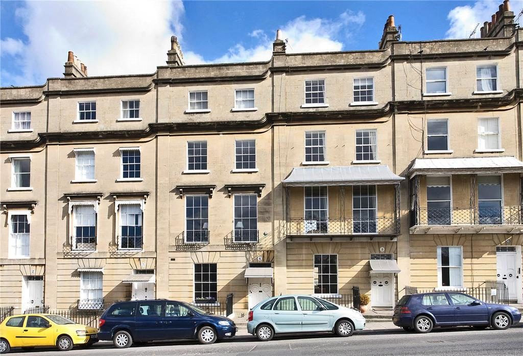5 Bedrooms Terraced House for sale in Raby Place, Bathwick, Bath, Somerset, BA2