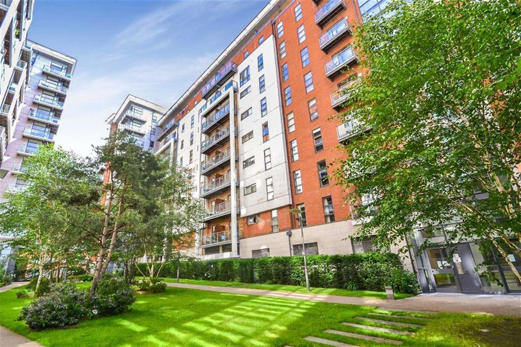2 Bedrooms Apartment Flat for sale in Masson Place, Green Quarter, Manchester, M4