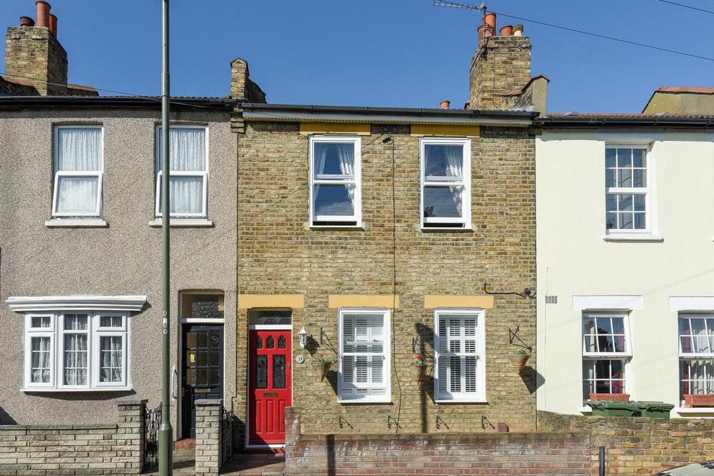 2 Bedrooms Terraced House for sale in Kimberley Road, Beckenham