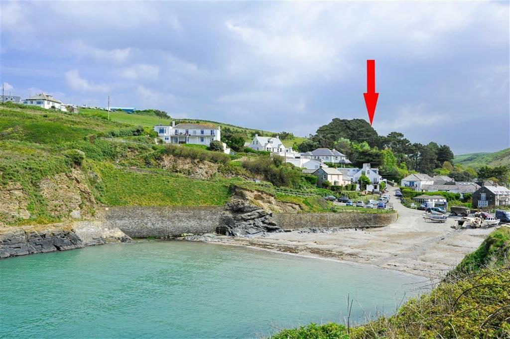 5 Bedrooms Detached House for sale in Port Gaverne, Port Isaac, Cornwall, PL29