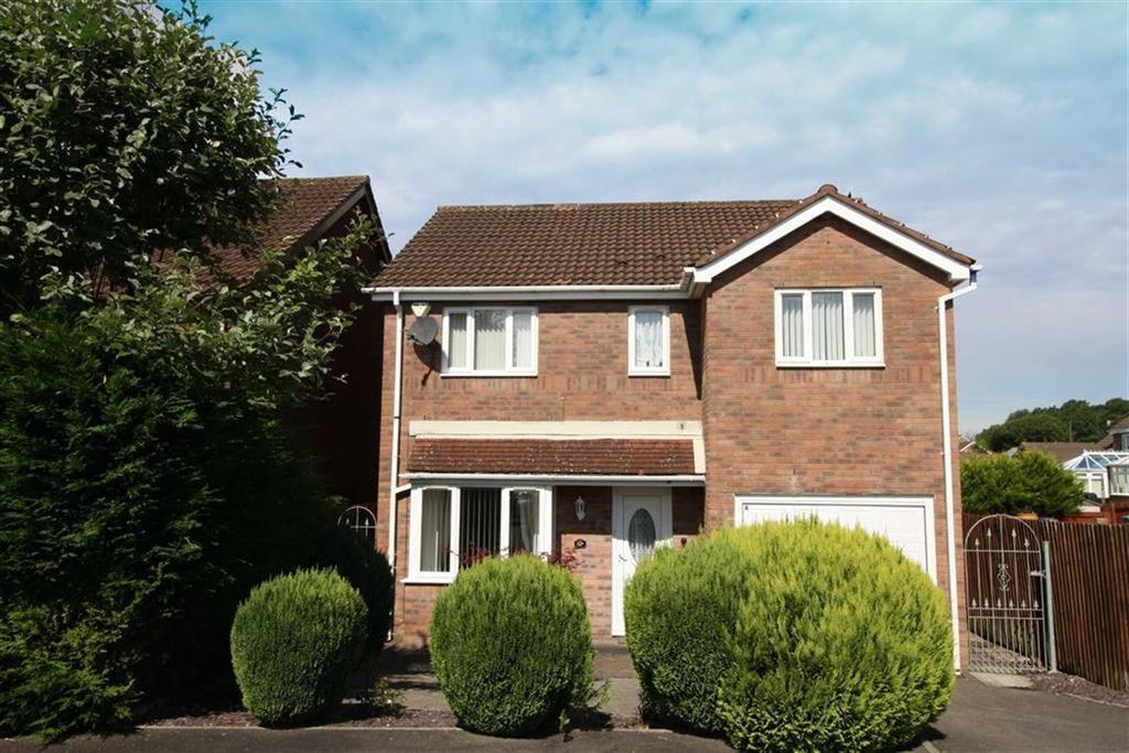 4 Bedrooms Detached House for sale in Springfield Gardens, Hirwaun, Aberdare