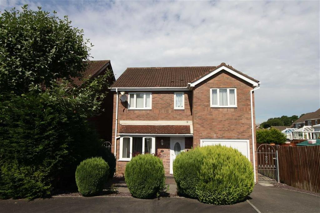 4 Bedrooms Detached House for sale in Springfield Gardens, Hirwaun, Aberdare, Mid Glamorgan