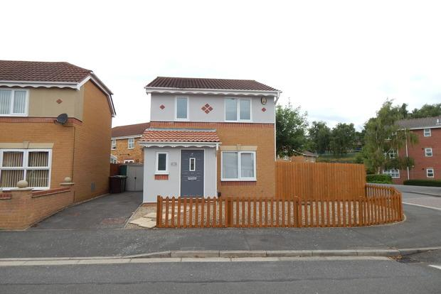 3 Bedrooms Detached House for sale in Ardmore Close, Nottingham, NG2