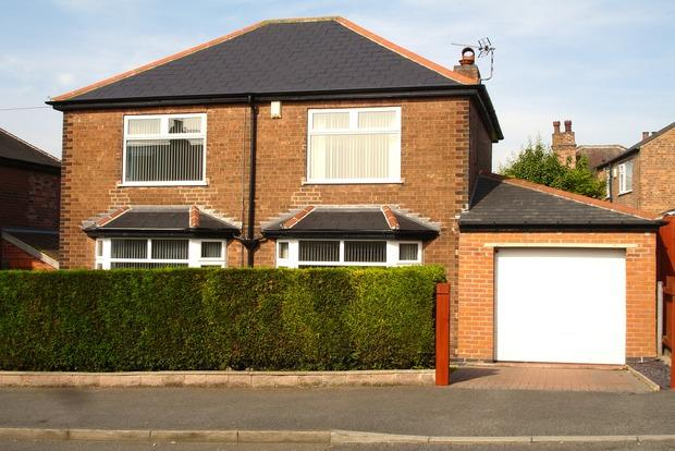 3 Bedrooms Detached House for sale in Rosedale Road, Bakersfield, Nottingham, NG3