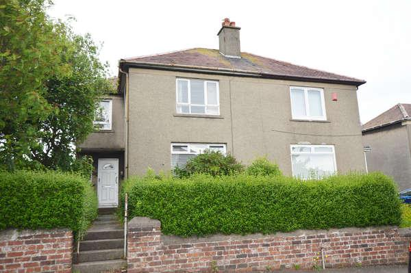 3 Bedrooms Semi-detached Villa House for sale in 12 Church Street, Kilwinning, KA13 6BE