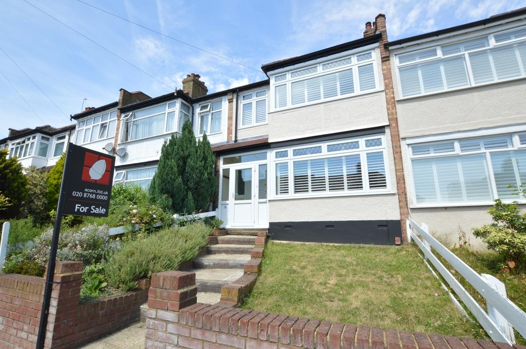 3 Bedrooms Terraced House for sale in Falkland Park Avenue London SE25