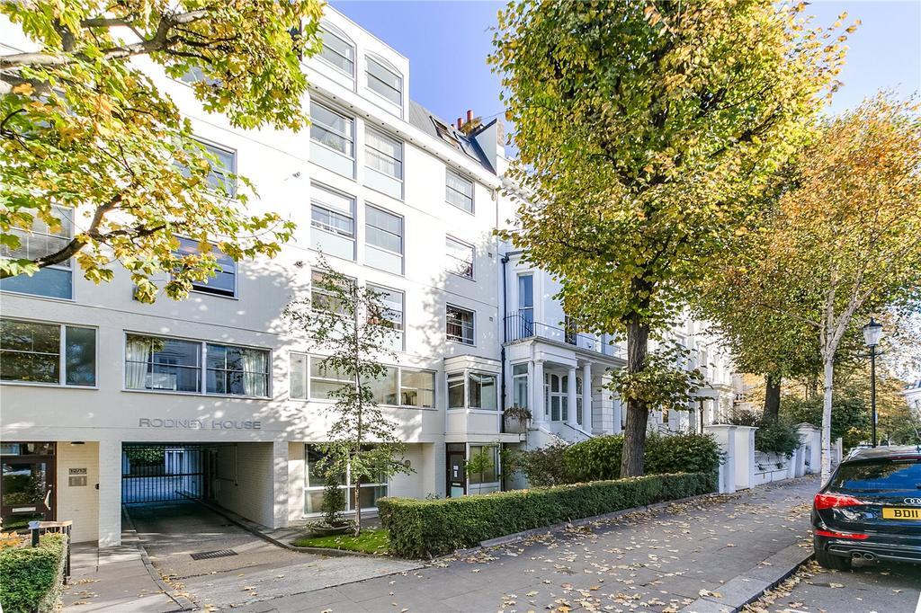 2 Bedrooms Flat for sale in Rodney House, 12-13 Pembridge Crescent, London