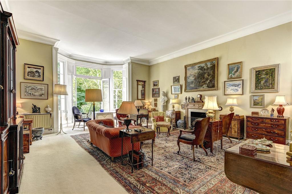 3 Bedrooms Flat for sale in Lexham Gardens, Kensington, London, W8