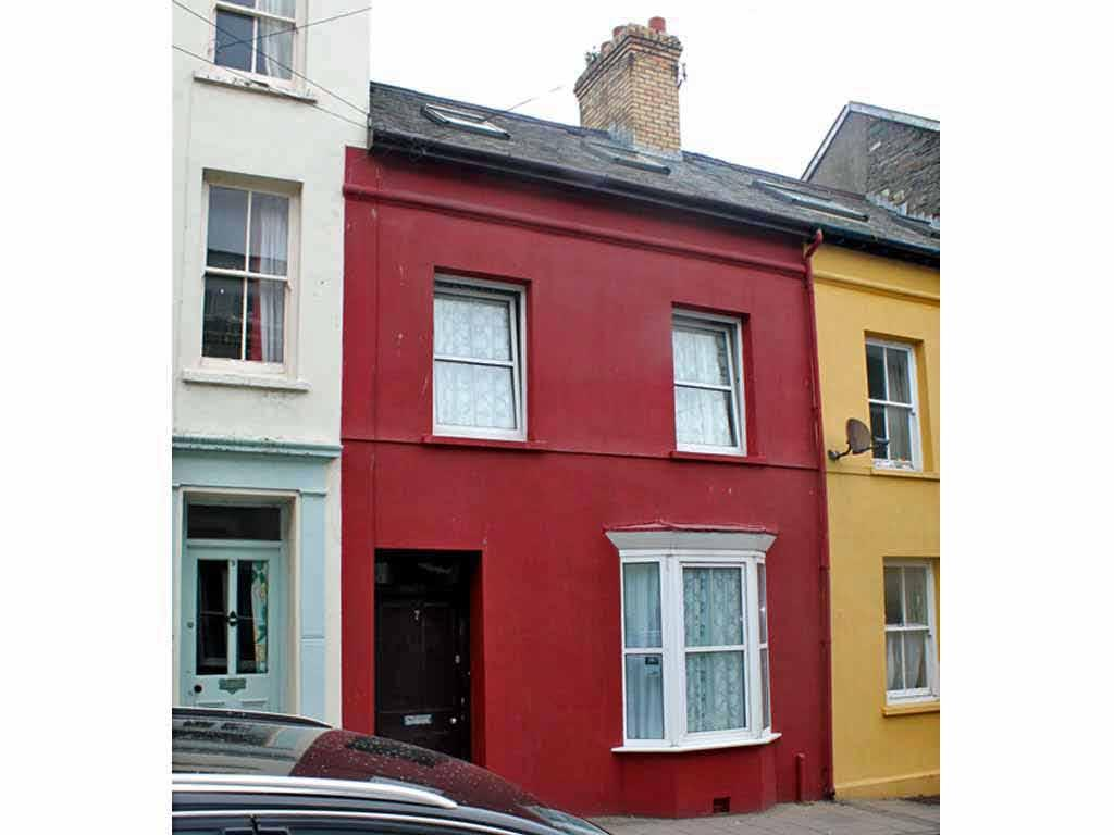 4 Bedrooms Town House for sale in Aberystwyth, Aberystwyth SY23
