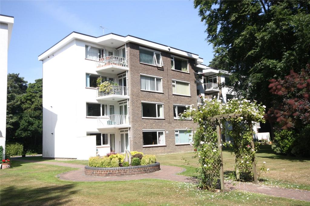2 Bedrooms Flat for sale in Lindsay Road, Branksome, Poole, Dorset, BH13
