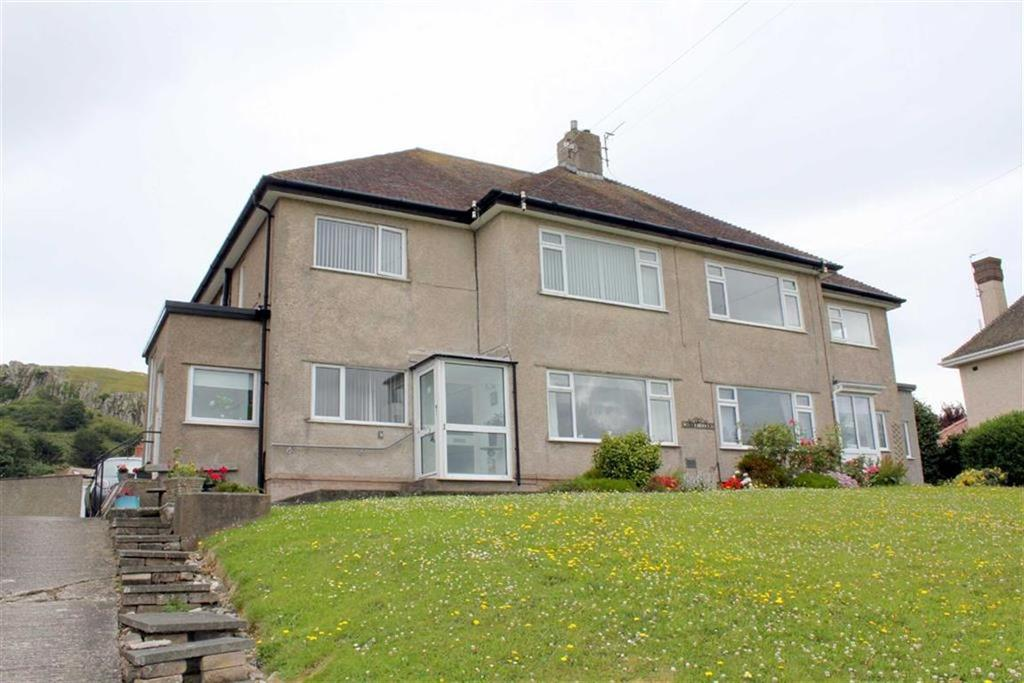 2 Bedrooms Apartment Flat for sale in Deganwy Road, Deganwy, Deganwy Conwy, Conwy