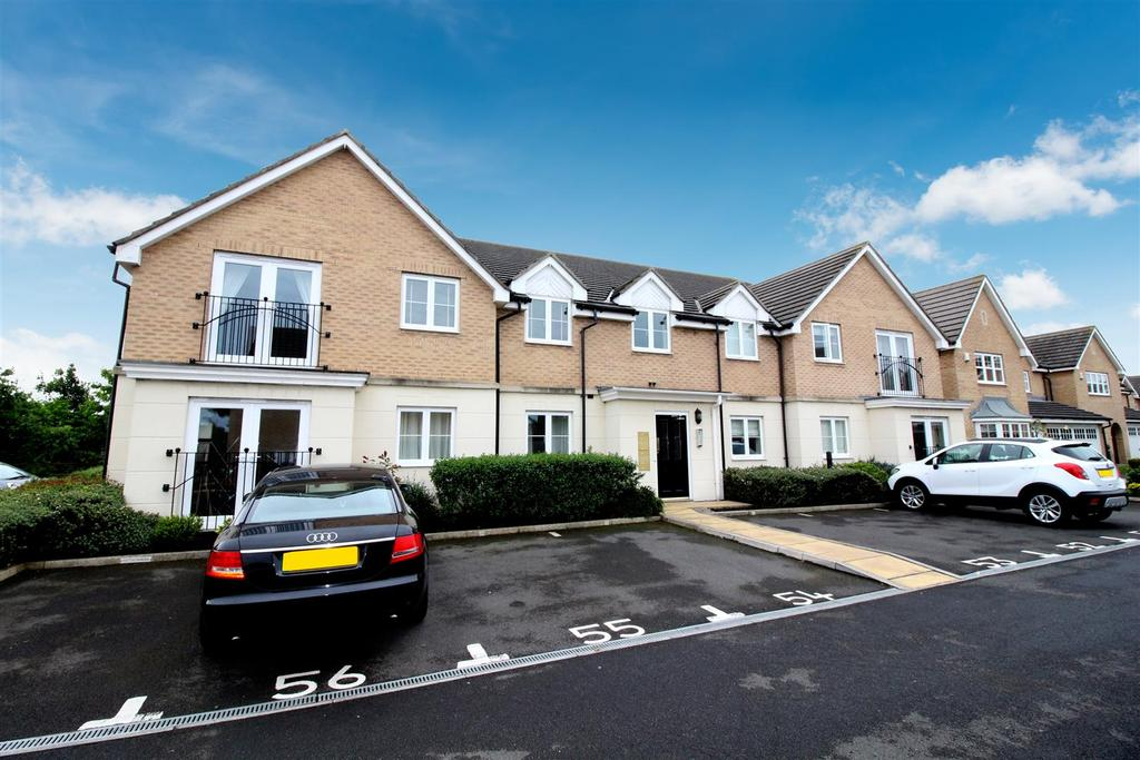 2 Bedrooms Flat for sale in Briar Vale, Whitley Bay