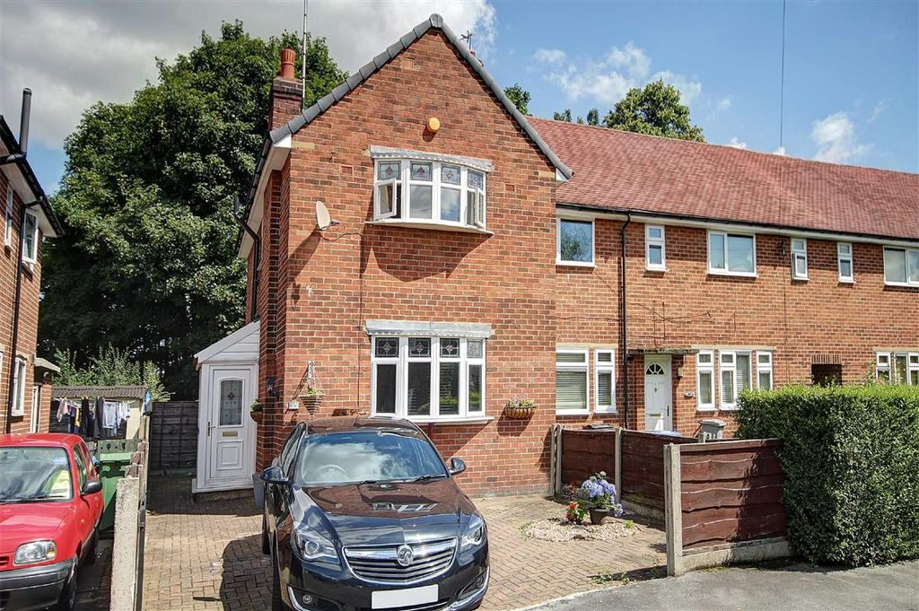 2 Bedrooms Semi Detached House for sale in Fairywell Road, Timperley, Cheshire