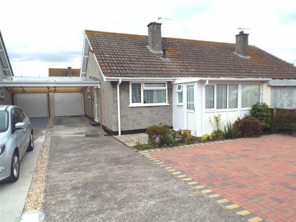 2 Bedrooms Semi Detached Bungalow for sale in Little Pen, Berrow